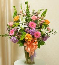 Beautiful Blessings Vase Arrangement - Pastel