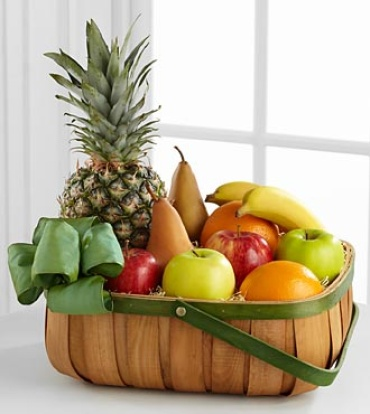 The Thoughtful Gesture? Fruit Basket