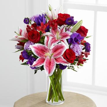 "The Stunning Beautyâ""¢ Bouquet"