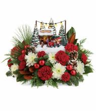 2017 Thomas Kinkade\'s Family Tree Bouquet