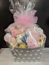 Premium Baby Girl Basket