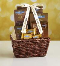 Best of Ghiradelli Gift Basket
